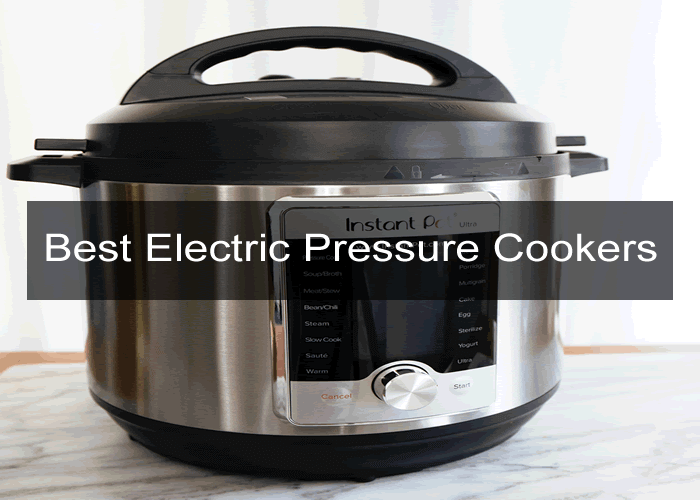Best Electric preassure cookers